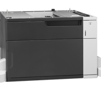 HP LaserJet 1x500 Sheet Feeder and Stand - CF243A